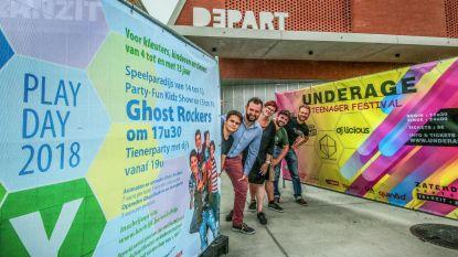 Underage is Tomorrowland voor tieners
