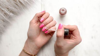 Vaker je handen wassen zonder afbladderende nagellak: nailed it!