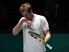 Van de Zandschulp buigt diep in Davis Cup