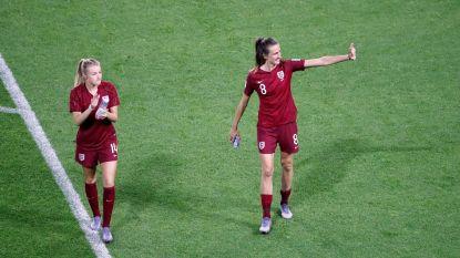 WK VROUWENVOETBAL. Engeland en Italië plaatsen zich voor achtste finales - Japan neemt de maat van Schotland