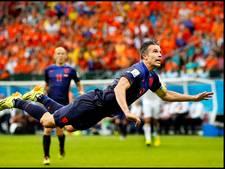 Overgang Van Persie naar Feyenoord gaat om details