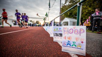 IN BEELD. Ruim 200.000 euro opgehaald tijdens succesvolle vijfde editie van Levensloop in Genk