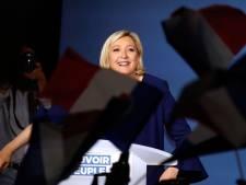 """Marine Le Pen surnomme le parti de Jean-Luc Mélenchon """"la France islamiste"""""""