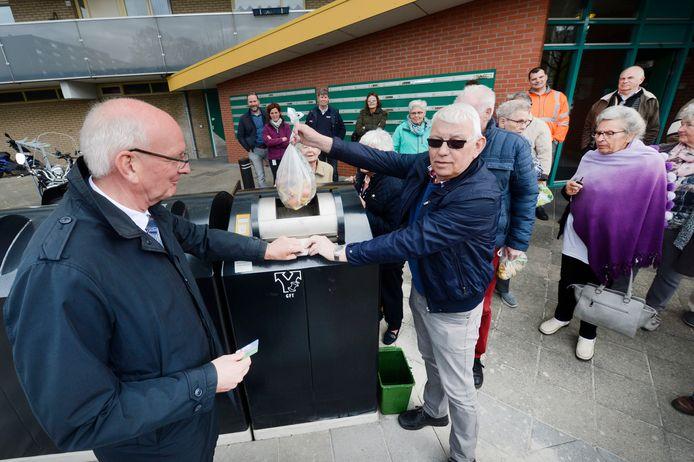 In 2017 werd een proefcontainer voor gft-afval in gebruik genomen door inwoners van Enschede-Zuid.