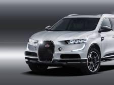 Bugatti nu toch ook aan de super-SUV