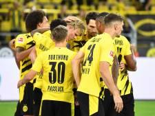 Avec ses Belges et un Haaland (déjà) en forme, Dortmund s'impose face à Mönchengladbach
