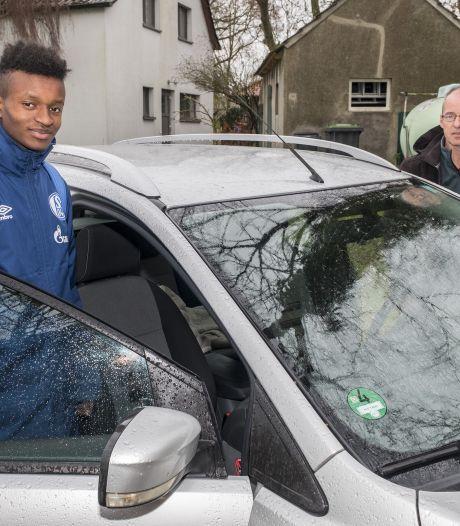Duits voetbal ligt stil, daarom speelt Schalke-speler Sitotaw bij NEC: 'In Duitsland zijn spelers minder direct'