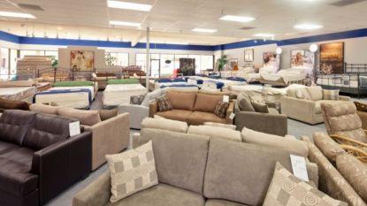 Omzet Belgische meubelindustrie blijft dalen