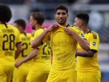 Duitse bond heeft begrip voor steunbetuigingen: 'Zulke mondige spelers zie ik graag'