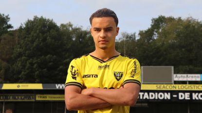 """Mechelaar Nezar S'rifi tekent eenjarig contract bij  VVV-Venlo in Eredivisie: """"Ik weet dat ik ver kan geraken"""""""
