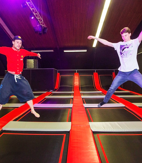 Spijkenisse krijgt grote trampolinehal met Ninja-parcours