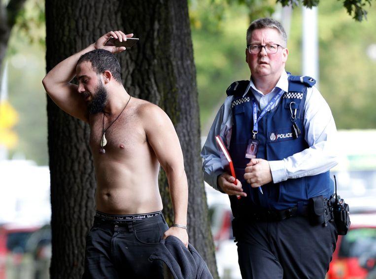 De aanslag in Nieuw-Zeeland is niet alleen een drama voor moslims. Beeld