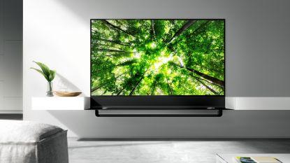 70 jaar TV: van beeldbuis naar hightech behangpapier