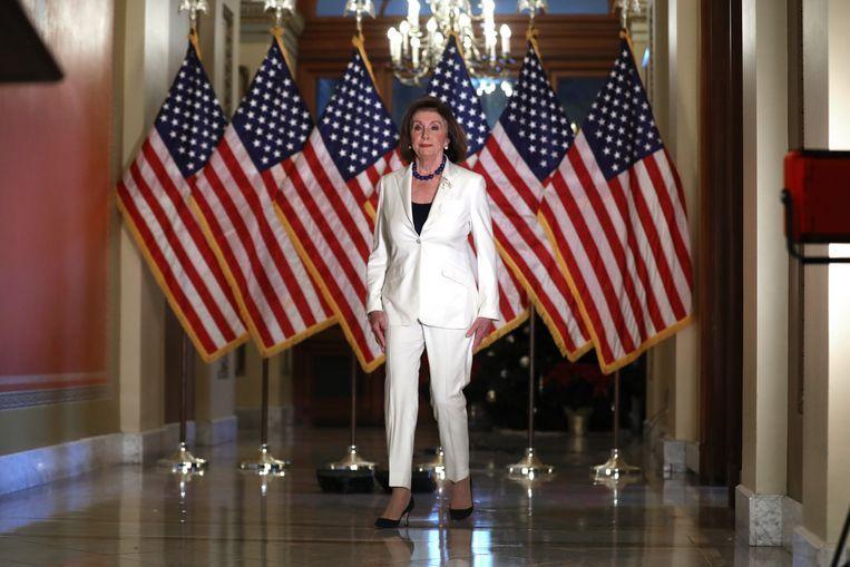 Nancy Pelosi. Beeld Getty Images