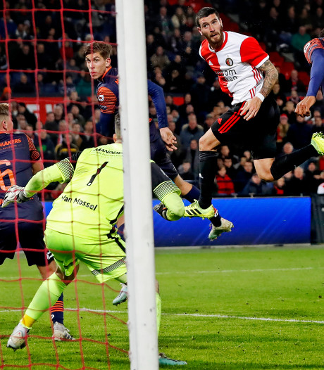 Senesi redder van Feyenoord na dramatische start tegen RKC