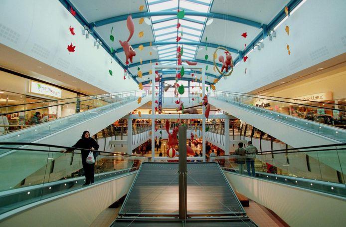 Le Westland Shopping Center (archives).