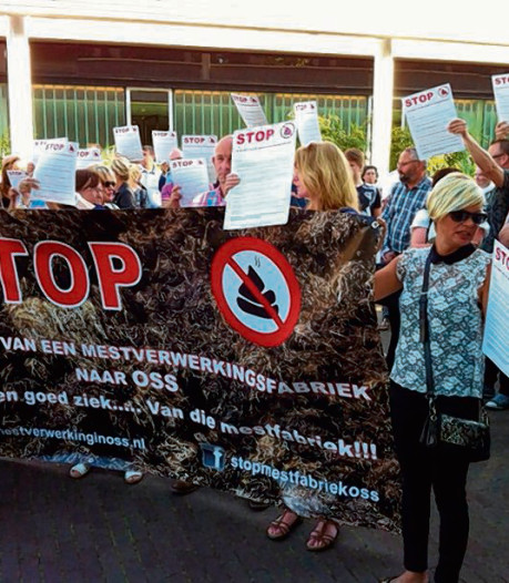 Stikstof dreigt nu ook mestfabriek in Oss te smoren