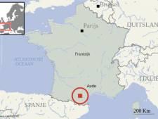Vijf doden door noodweer in Zuid-Frankrijk