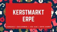 Verenigingen organiseren samen kerstmarkt op Erpedorp