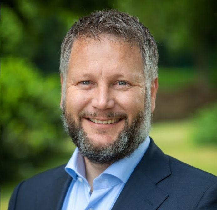 Martijn Dadema wordt naast burgemeester van Raalte ook voorzitter van Veilig Verkeer Nederland.