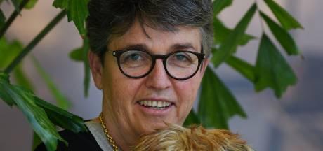 Joanne Bredero zorgt voor de samenhang in het dorp Beesd