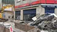 Stukje studentengeschiedenis gaat tegen de vlakte: afbraak legendarisch café Hill Diar van start gegaan