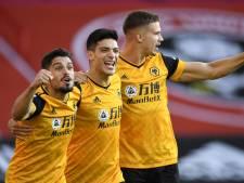 Wolves hebben 6 minuten nodig om Sheffield United te verslaan