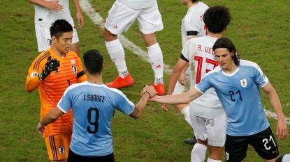 Japan verrast tegen Uruguay in Copa América, ook oude bekende doet duit in het zakje