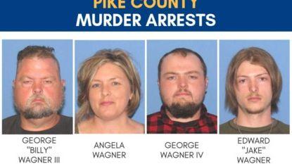 Na meer dan twee jaar doorbraak in achtvoudige moordpartij op familie in Ohio