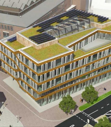 Startschot bouw stadskantoor in Hengelo