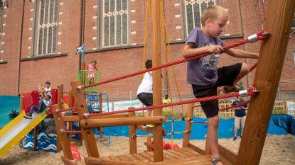 Zomerse bubbels open voor kinderen op Markt