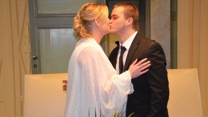 """Ory en Melissa trouwen op valentijn: """"Mijn man zal onze huwelijksverjaardag zo niet vergeten"""""""
