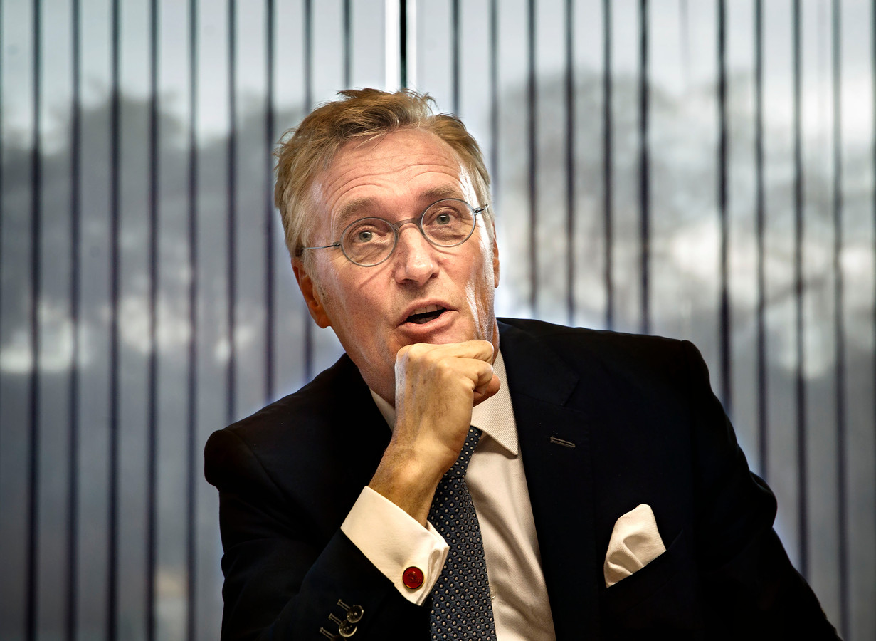 John Jorritsma. Archieffoto