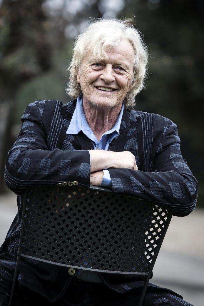 Rutger Hauer in 2014.