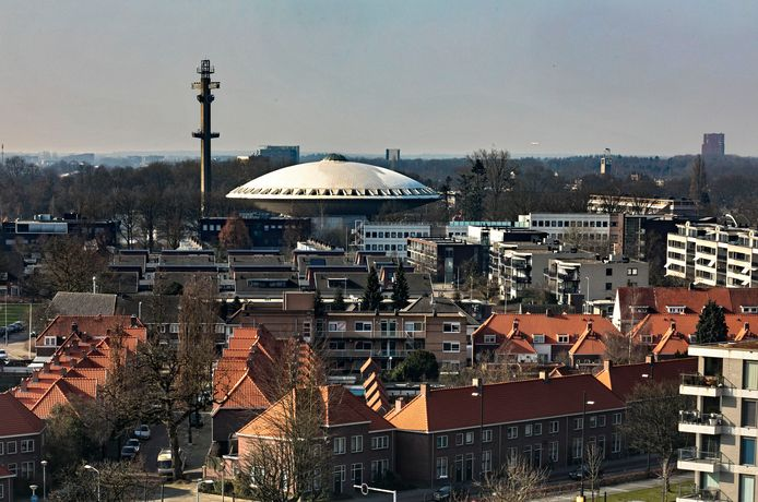 Evoluon Eindhoven rijksmonument