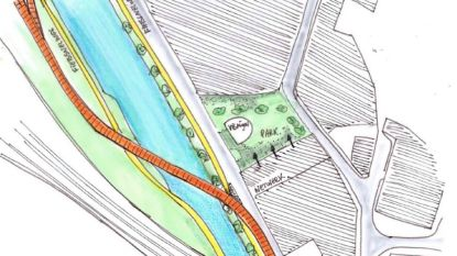 POLL Fietsersbond vraagt je mening over voetgangers- en fietsersbrug over Dender: 'Welke van de 3 opties kies jij?'