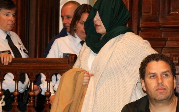 Zus Samira zit ook een celstraf van 27 jaar uit.