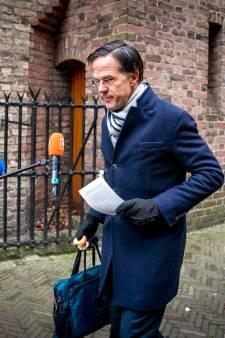 Le Premier ministre néerlandais Mark Rutte confirme la démission de son gouvernement