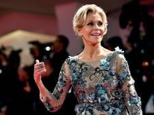 Jane Fonda (80) onder het mes voor kanker in onderlip