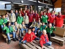 Clubhuis Scouting Nijkerk krijgt een duurzame make-over