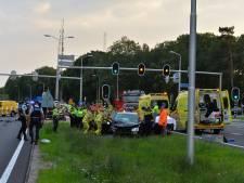 Drie gewonden bij ernstig ongeluk in Ugchelen
