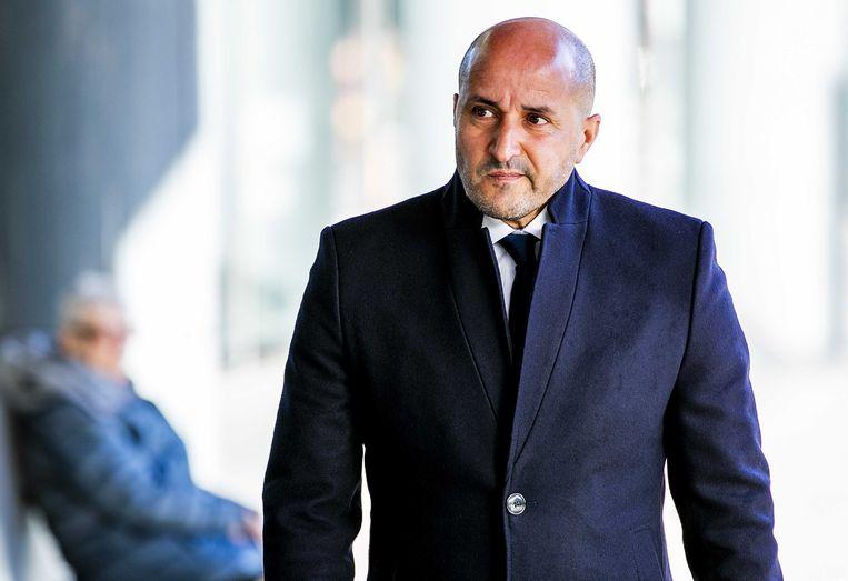 Burgemeester Ahmed Marcouch van Arnhem is in de fout gegaan met uitspraken over een nieuwe imam. Beeld Remko de Waal/ ANP