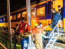80 passagiers bevrijd uit gestrande trein bij Wijhe