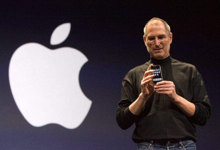 Steve Jobs overleed in 2011.