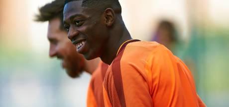Dembélé krijgt boete van 10.000 euro voor rotzooi: 'Het hele huis stonk'