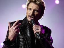 Sterren staan stil bij dood Hallyday: 'Je ziel is pure rock en roll'