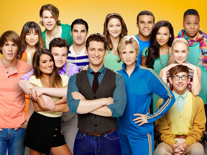 'Glee' komt volledig naar Netflix.
