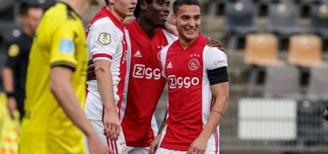 Ajax pakt ongekend eredivisie-record na krankzinnige wedstrijd: 0-13 overwinning bij VVV