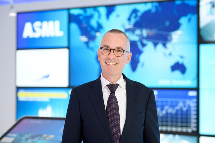 Roger Dassen, financieel topman van ASML.