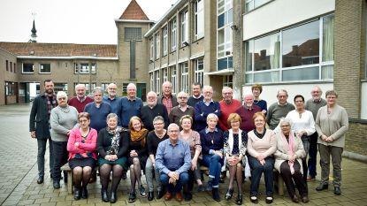 Oud-leerlingen VMS houden al 50 jaar reünie